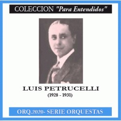 "JUAN MAGLIO PACHO ""SABADO INGLES"" (1927-1931)"