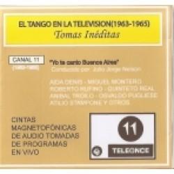 EL TANGO EN LA TELEVISIÓN 1964-1965