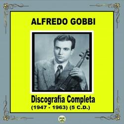 ALFREDO GOBBI - Colección Completa 5 Cds