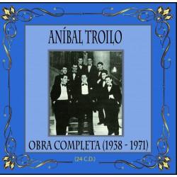 ANIBAL TROILO - Colección Completa 24 Cds
