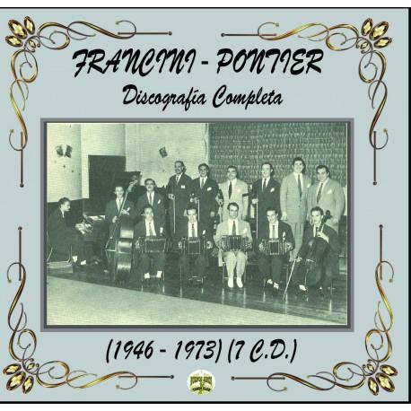FRANCINI-PONTIER COLECCION COMPLETA CDS 7