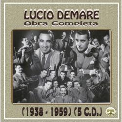 LUCIO DEMARE COLECION COMPLETA CDS 5