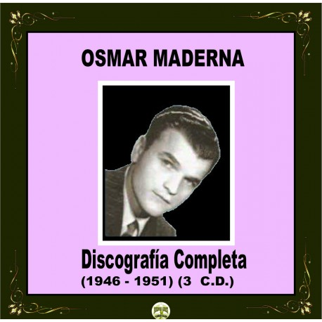 OSMAR MADERNA COLECION COMPLETA 3CDS 03