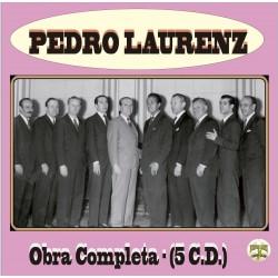 PEDRO LAURENZ - Colección Completa 7 Cds