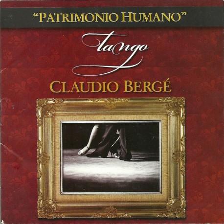 """CLAUDIO BERGE """" PATRIMONIO HUMANO """""""
