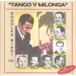 """""""TANGO Y MILONGA"""""""