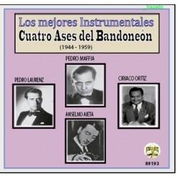 LOS CUATRO ASES DEL BANDONEÓN