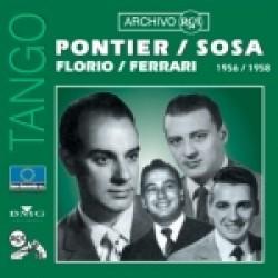 "A. PONTIER - SOSA - FLORIO - FERRAR""I (1955-1957)"