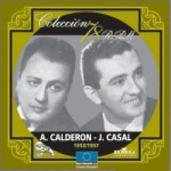 ALDO CALDERON Y JORGE CASAL (1952-1957)