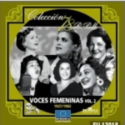 VOCES FEMENINAS VOLUMEN 2