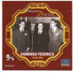 DOMINGO FEDERICO (1950-1960)