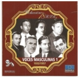 VOCES MASCULINAS Vol 1 (1932-1957)