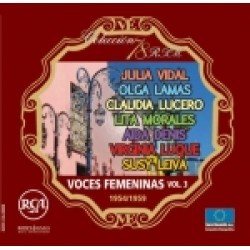 VOCES FEMENINAS Vol. 3 (1953-1959)