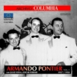 ARMANDO PONTIER - VOLUMEN 1 - 1957/58