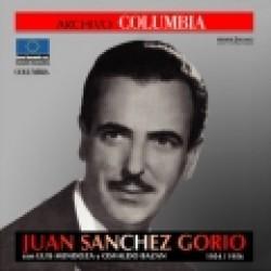 JUAN SANCHEZ GORIO 1954/56
