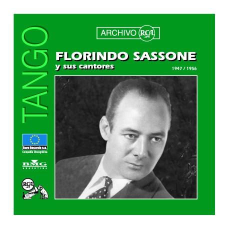 FLORINDO SASSONE Y SUS CANTORES 1947 / 1956